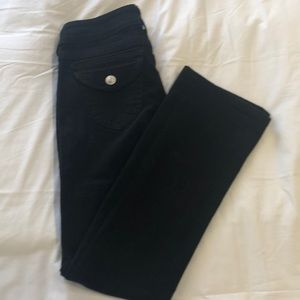 True Religion Black Stretch Jeans